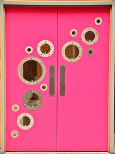 Pink with Portholes | by garryknight