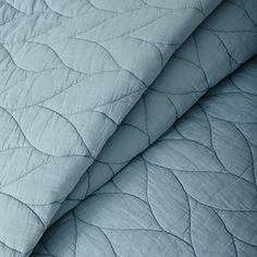 Braided Quilt, color Moonstone ($135 on sale for queen size)