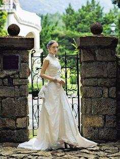 【ELLE】2   クラシックな洋館に映える、BEST花嫁スタイル エル・オンライン