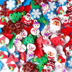 28/08/2016 - via Ebay - Pack Silicone Christmas Charms =  £2.00 == £356.87