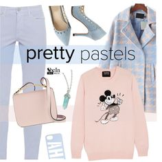 Autumn Pastels by mada-malureanu on Polyvore featuring Markus Lupfer, Fabrizio Gianni, Marni, Sheinside and shein
