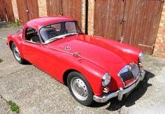 1960 MGA 1600 Coupe
