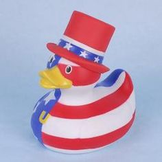 Mini USA Duck