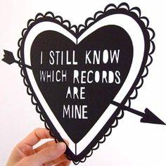 records valentine
