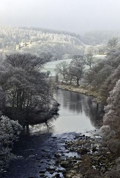 Winter time in the Yorkshire Dales