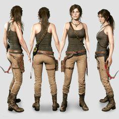 *m. Lara Croft
