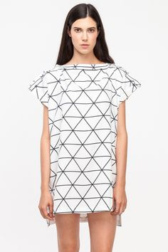 21 Reasons We're Over Body-Con Dresses #refinery29  http://www.refinery29.com/shift-dresses#slide7