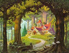 Os Irmãos Hildebrandt no Mundo de Tolkien ~ Tauane In The Sky