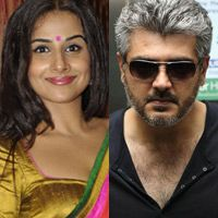 Rumours about Vidya Balan's debut with Ajith -   Recently there were buzzes going round in the industry regarding Thala Ajith's next with Veeram director Shiva...  Read More: http://www.kalakkalcinema.com/tamil_news_detail.php?id=6805&title=Rumours_about_Vidya_Balan%27s_debut_with_Ajith