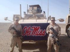 For Cody Lally..Ole Miss !