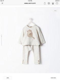 Zara baby. Online