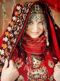 turkmenistan traditional clothing - Google Search