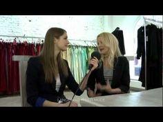 LANGE NACHT DER MODE:   SONJA KIEFER IM INTERVIEW MIT MIRIAM