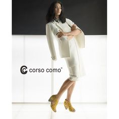 What better way to accent an out outfit than with CC Corso Como shoes?  Not only will you emit an air of sophistication, but you will also be able to be comfortable on your feet all day into the night.