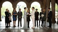 #GossipGirl - Chuck Bass & Blair Waldorf's Wedding