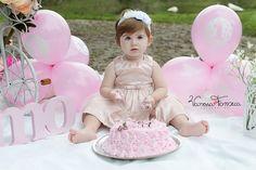 Foto de Smash the Cake Mariana
