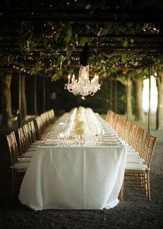 vineyard wedding...gorgeous.
