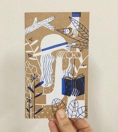 200 notebooks done!! 300 to go #bookbinding #silkscreen #papergoods…