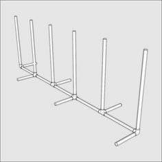 FORMUFIT - PVC Dog Agility Weaver Poles FITkit, $20.30 (http://www.formufit.com/pvc-dog-agility-weaver-poles-fitkit/)