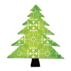Sizzix.com - Sizzix Bigz Die - Tree, Christmas