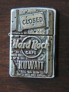 Zippo HRC KUWAIT CLOSED