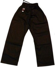 Playwell Karate Black 100 Cotton Trousers  6190Cm >>> You can find more details by visiting the affiliate link Amazon.com.