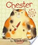 Watt, M. (2009). Chester. Toronto, ON Canada: Kids Can Press. Chester the Cat finds every opportunity to add his own comments and storyline to the author's attempt to tell her story. A great way to introduce voice into writing. Also see Chester's Back!