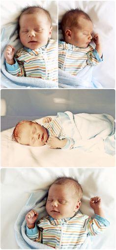 DIY Newborn Photography