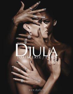 Doula Paris Jewelry Advertising