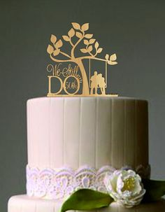 funny wedding cakes Happy 50 th anniversary cake topper, Wedding Couple in a Swing with Cat or dog, Unique Rustic Wedding Cake Topper, Funny Wedding Cake topper Funny Cake Toppers, Rustic Cake Toppers, Funny Wedding Cake Toppers, Personalized Wedding Cake Toppers, 50th Anniversary Cakes, Anniversary Ideas, Unique Wedding Cakes, Wedding Dj, Wedding Ideas