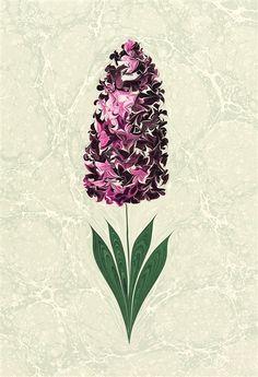 Ebru Art, Silk Art, Turkish Art, Dip Pen, Marble Art, Quilling, Tulips, Objects, Scrapbook