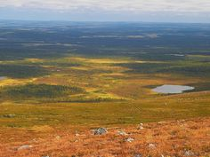 View over Enontekiö, Lapland Finland. Lapland Finland, I Want To Travel, Sweden, Natural Beauty, To Go, Culture, Landscape, Country, World