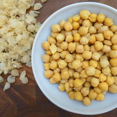 Why I Spent 20 Minutes Peeling Chickpeas — Kitchen Diary: Emily in Los Angeles