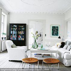 vintage 1960's eames style krueger arm chair in by castandcrew ... - Wohnzimmer Klassisch Modern