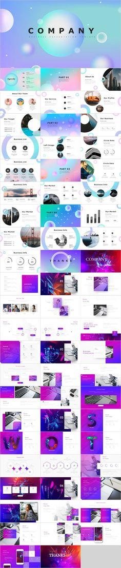 2 in 1 company report design slides Powerpoint Design Templates, Professional Powerpoint Templates, Ppt Design, Keynote Template, Brochure Design, Booklet Design, Design Layouts, Design Posters, Flyer Template