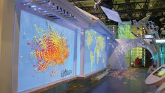 Environmental Graphics    Changing The Change Design Conference by Amy Parker, via Behance