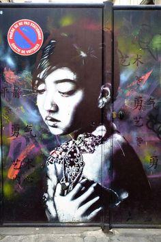 Vitry-sur-seine - av. de la république - street art - finbarr dac