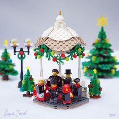 4 years of Lego Winter Village Displays – Melissa's Lego 4 years of Lego Winter Village Displays – Melissa's Lego - Lego Christmas Lego 4, Lego Minecraft, Lego Batman, Minecraft Skins, Minecraft Buildings, Lego Christmas Ornaments, Lego Christmas Village, Lego Winter Village, Xmas