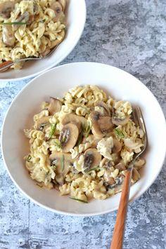 Fusilli, Pasta Salad, Healthy Recipes, Healthy Food, Noodles, Dishes, Eat, Ethnic Recipes, Drink
