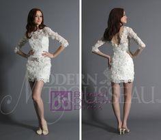Modern Trousseau Bridal Gowns Wedding Dress Daphne - East Bridals
