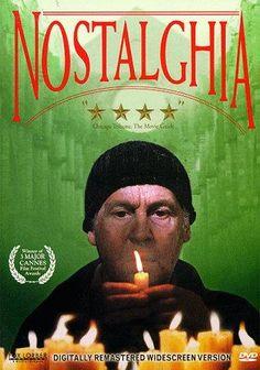 Nostalghia (1983) Directed by Andrei Tarkovsky