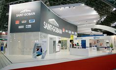 exhibition stand with led screen - Buscar con Google