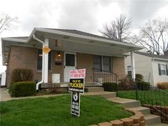 *ACCEPTED OFFER* on just about the most adorable house in downtown Beech Grove!  Congratulations to my buyer on her wonderful purchase!