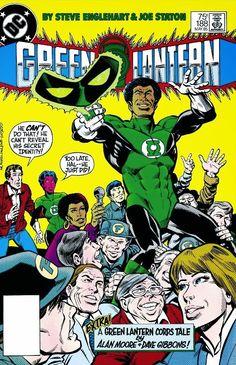 Lanterna Verde (John Stewart)