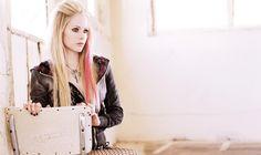 "028 Avril Lavigne Canada Grammy Rock Girl Star Great Singer 24/""x32/"" Poster"