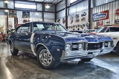 1968 Oldsmobile 442 SOLD