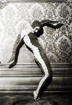 Helene Shelda a young Russian dancer who was inspired by the Hindus in British India, 1931