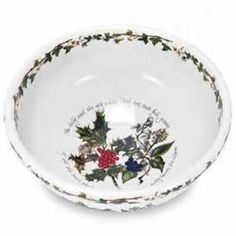 Port Merion Holly and Ivy china - - Yahoo Image Search Results