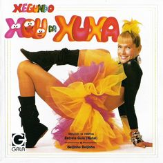 OMG!! You 'member!! Reminds me of my lil sis =) XUXA! XUXA!