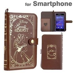 Bekijk alle stijlvolle iPhone hoesjes - #leather iphone cases 4 | Disney iPhone6 (4.7) Leather Old Book Case Beauty and the Beast / Bell - http://ledereniphonehoesjes.nl